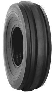 Guide Grip 3 Rib F-2 Tires